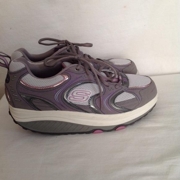 58578304493d9 Skechers Shoes | Womens Shape Ups Athletic Used | Poshmark